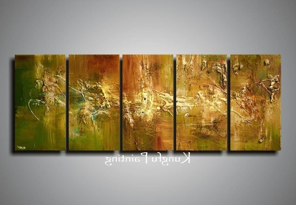 [%2018 100% Hand Painted Abstract 5 Panel Canvas Art Living Room Wall For Current Abstract Wall Art Living Room|Abstract Wall Art Living Room With Well Known 2018 100% Hand Painted Abstract 5 Panel Canvas Art Living Room Wall|Widely Used Abstract Wall Art Living Room Pertaining To 2018 100% Hand Painted Abstract 5 Panel Canvas Art Living Room Wall|Newest 2018 100% Hand Painted Abstract 5 Panel Canvas Art Living Room Wall With Regard To Abstract Wall Art Living Room%] (View 9 of 15)