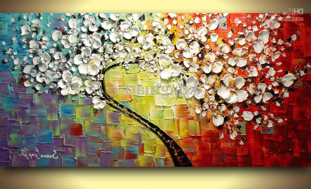 [%2018 100% Hand Painted Heavy Textured Framed Oil Painting Wall Art Pertaining To Preferred Oil Painting Wall Art On Canvas Oil Painting Wall Art On Canvas With Recent 2018 100% Hand Painted Heavy Textured Framed Oil Painting Wall Art Recent Oil Painting Wall Art On Canvas For 2018 100% Hand Painted Heavy Textured Framed Oil Painting Wall Art Popular 2018 100% Hand Painted Heavy Textured Framed Oil Painting Wall Art Inside Oil Painting Wall Art On Canvas%] (View 8 of 15)