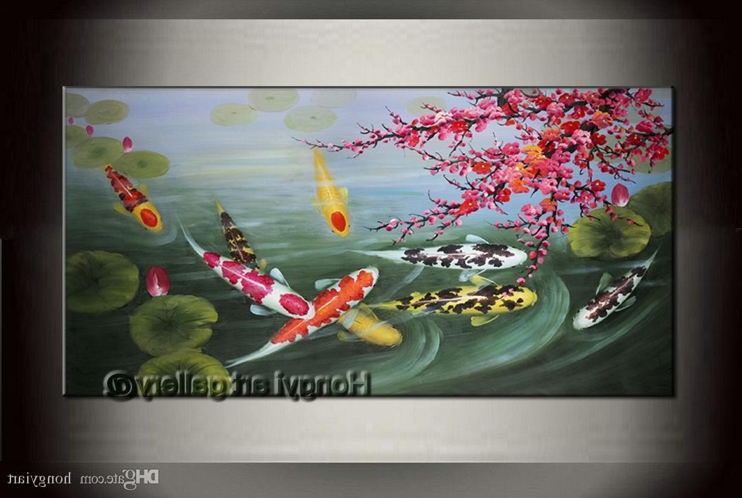 [%2018 100% Handmade Wall Art Décor Abstract Oil Painting Cherry With Regard To Well Known Cherry Blossom Oil Painting Modern Abstract Wall Art|Cherry Blossom Oil Painting Modern Abstract Wall Art Within Most Recently Released 2018 100% Handmade Wall Art Décor Abstract Oil Painting Cherry|2018 Cherry Blossom Oil Painting Modern Abstract Wall Art Within 2018 100% Handmade Wall Art Décor Abstract Oil Painting Cherry|Most Current 2018 100% Handmade Wall Art Décor Abstract Oil Painting Cherry In Cherry Blossom Oil Painting Modern Abstract Wall Art%] (View 2 of 15)