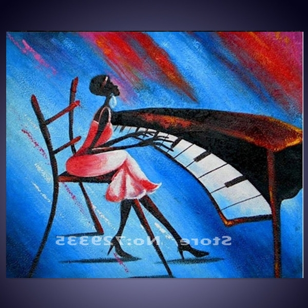 [%2018 100%handpainted Women Oil Painting On Canvas Abstract Piano For Latest Abstract Piano Wall Art|Abstract Piano Wall Art Regarding Preferred 2018 100%handpainted Women Oil Painting On Canvas Abstract Piano|Newest Abstract Piano Wall Art For 2018 100%handpainted Women Oil Painting On Canvas Abstract Piano|Favorite 2018 100%handpainted Women Oil Painting On Canvas Abstract Piano With Abstract Piano Wall Art%] (View 2 of 15)