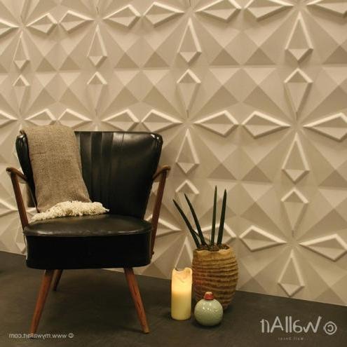 2018 3D Wall Panels Wall Art Regarding 3D Wall Art Panels – View Specifications & Details Of 3D Wall Panel (View 1 of 15)