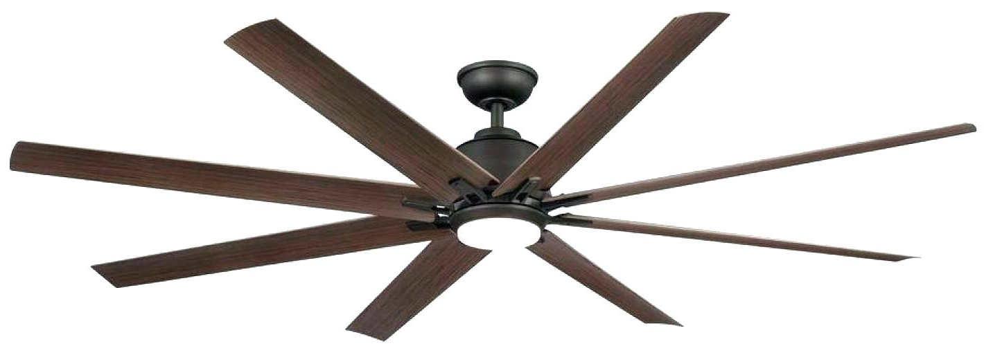 2018 72 Ceiling Fan 72 Ceiling Fan Downrod – Dovehouse Intended For 72 Predator Bronze Outdoor Ceiling Fans With Light Kit (View 15 of 15)