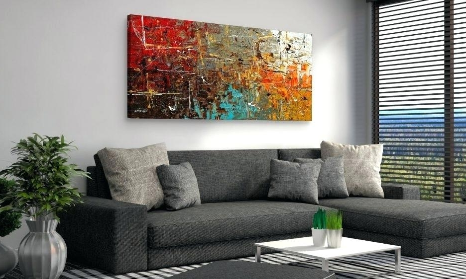 2018 Cheap Contemporary Wall Art Intended For Cheap Contemporary Wall Art Large Size Of Living Art Metal Large (View 8 of 15)