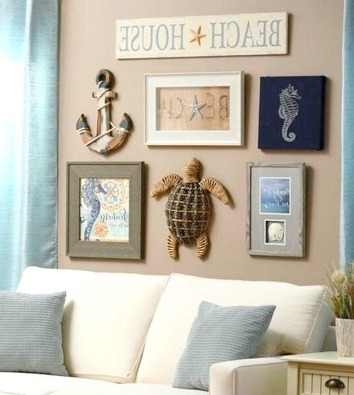 Featured Photo of Beach Cottage Wall Art