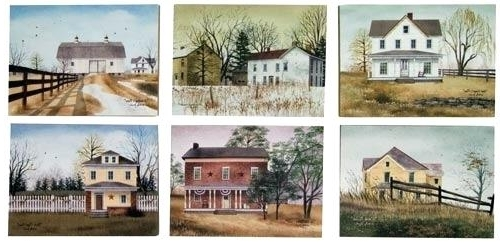 2018 Country Canvas Wall Art Pertaining To Remarkable Billy Jacobs Canvas Prints X6467700 Country Home Canvas (View 1 of 15)