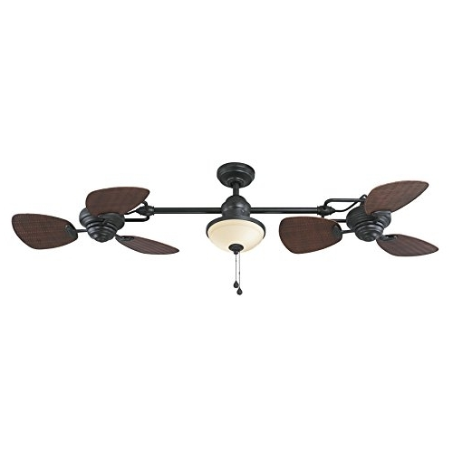 2018 Harbor Breeze Outdoor Ceiling Fans With Regard To Review: Harbor Breeze Twin Breeze Outdoor Ceiling Fan – Ceiling Fan (View 13 of 15)