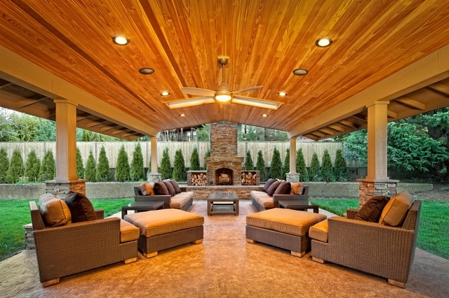 2018 Impressive On Outdoor Patio Ceiling Ideas Outdoor Porch Ceiling Fans Intended For Outdoor Patio Ceiling Fans With Lights (View 1 of 15)