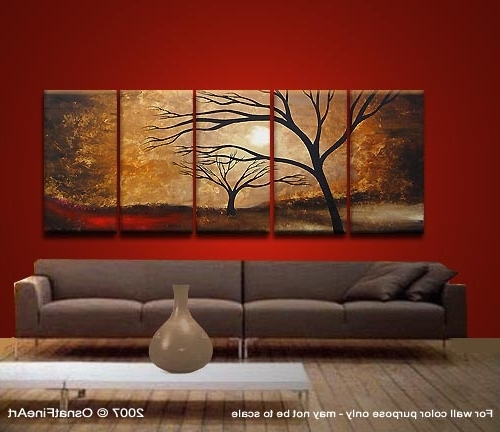 2018 Multiple Panel Wall Art with regard to Wall Art Designs Multi Great Multi Panel Wall Art - Wall Decoration
