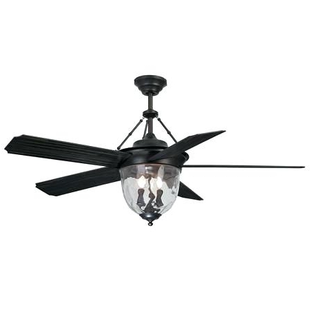 2018 Outdoor Ceiling Fans With Lantern Inside Lantern Ceiling Fan – Essereitaliani (View 10 of 15)