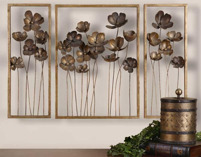 2018 Select Large Metal Wall Decor