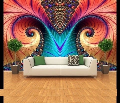 2018 Sensational 3D Wall Art (View 1 of 15)