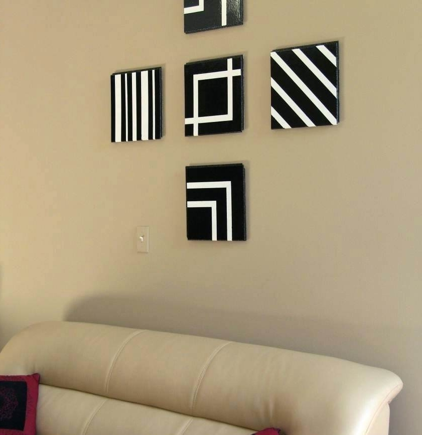 2018 Unusual 3D Wall Art Intended For Design Simple Wall Decor Top Art Ideas For Decorating3D Your Living (View 3 of 15)