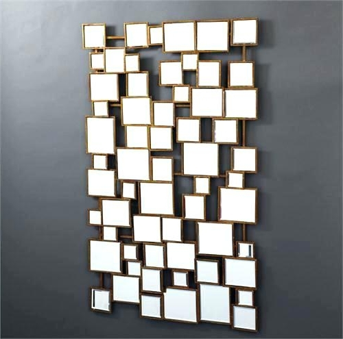 2018 Wall Art Mirrors Contemporary With Diy Venetian Mirror Wall Mirrors Mirror Wall Art Mirror Wall Art (Gallery 10 of 15)