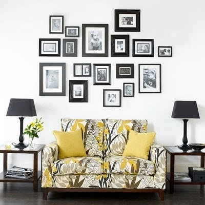 2018 Wall Pictures For Living Room Within Living Living Room Wall Decorations With Room Decor Lights (View 11 of 15)