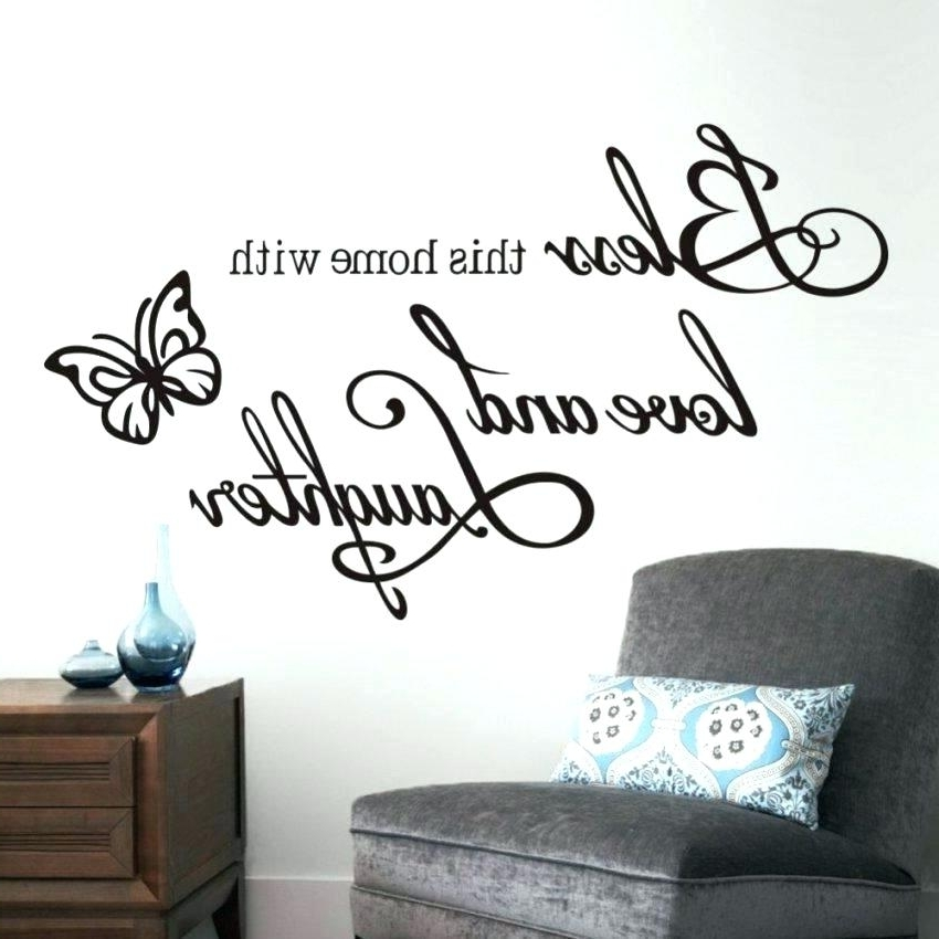 2018 Walmart Wall Stickers Wall Decals As Well As Wall Stickers Kitchen Within Walmart Wall Stickers (View 2 of 15)