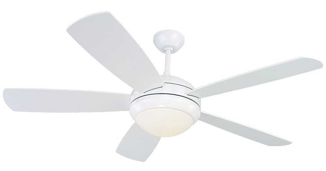 2018 White Outdoor Ceiling Fans With Lights – Outdoor Lighting Ideas Within White Outdoor Ceiling Fans With Lights (View 2 of 15)