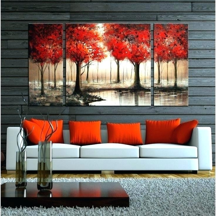 3 Pc Canvas Wall Art Set (View 7 of 15)