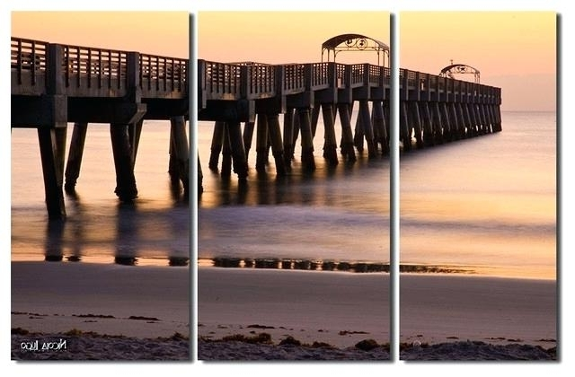 3 Piece Beach Wall Art For Trendy 3 Piece Wall Art Sets Framed Wall Art Sets 3 Piece Wall Art Set Best (View 11 of 15)