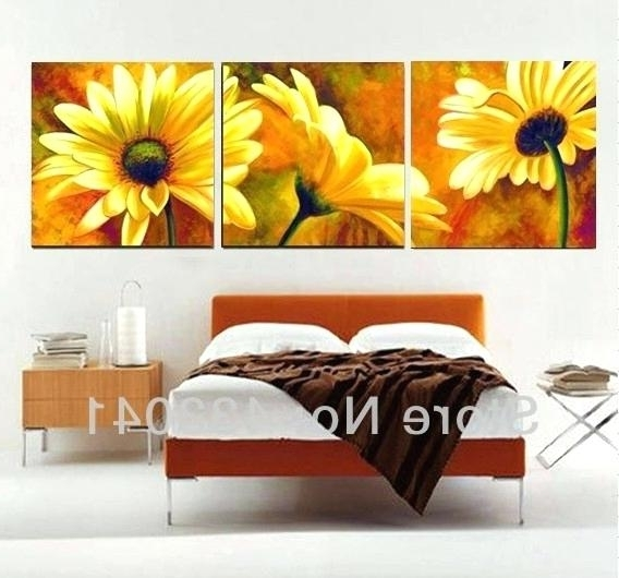 3 Piece Modern Wall Art For Current 3 Piece Wall Art Sets Framed Wall Art Sets 3 Piece Wall Art Set Best (View 7 of 15)