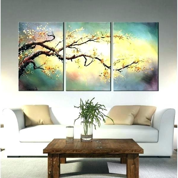 3 Piece Wall Art Sets Intended For Current 3 Piece Wall Art Sets Framed Wall Art Sets 3 Piece Wall Art Set Best (View 6 of 15)