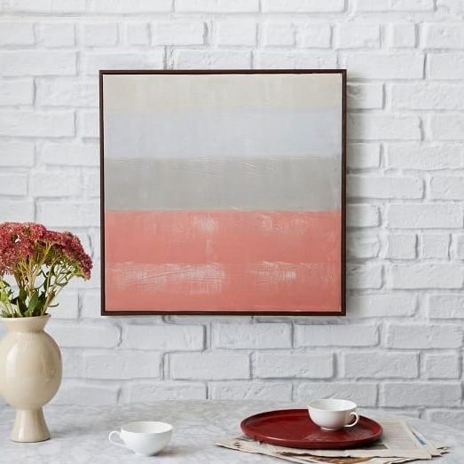 31 West Elm Wall Art, West Elm Tree Art – Swinkimorskie Inside 2018 West Elm Abstract Wall Art (View 6 of 15)