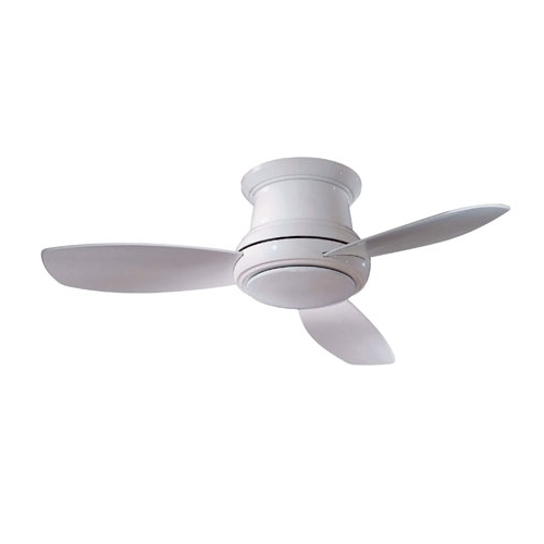 36 Ceiling Fan Flush Mount 3513 Throughout Plan Home Outdoor Fans With Favorite 24 Inch Outdoor Ceiling Fans With Light (View 6 of 15)