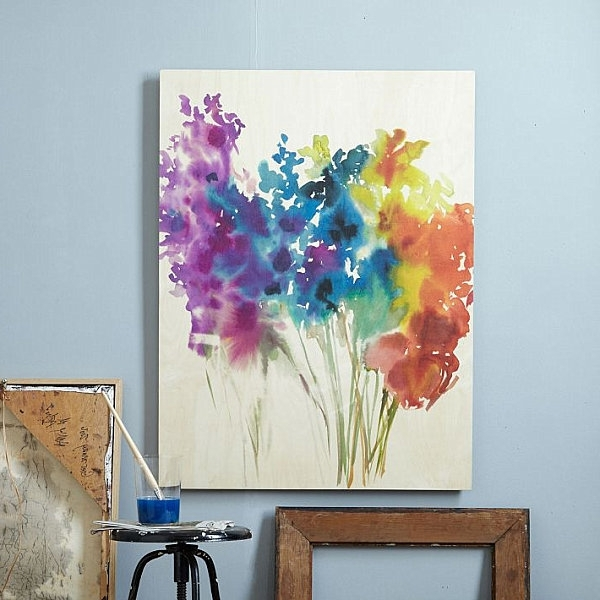 36 Diy Canvas Painting Ideas Throughout Favorite Diy Modern Abstract Wall Art (View 1 of 15)