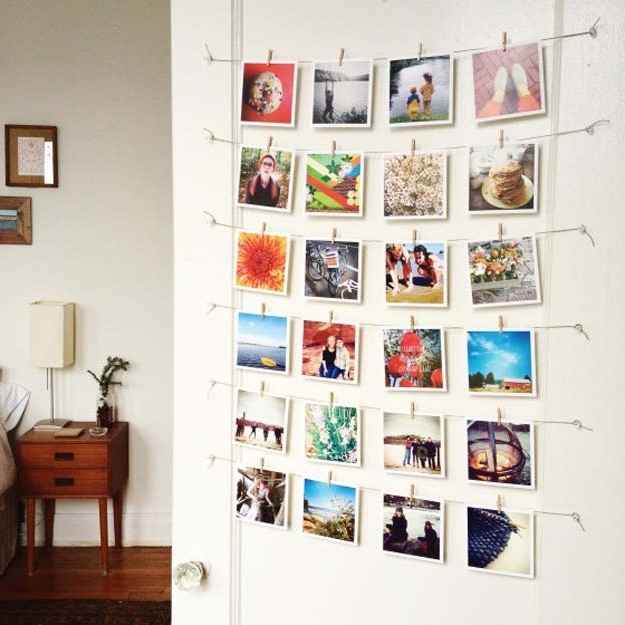 37 Awesome Diy Wall Art Ideas For Teen Girls with 2017 Cheap Wall Art And Decor