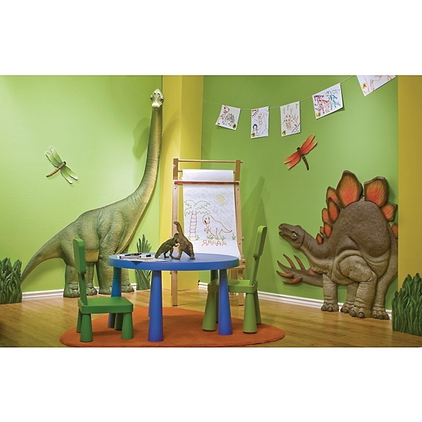 3D Dinosaur Wall Art Decor Pertaining To Trendy Dinosaur Wall Art Bing Images, Dinosaur Wall Art – Swinki Morskie (View 4 of 15)