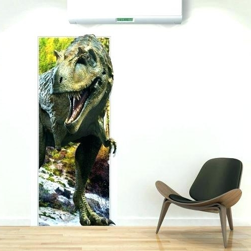 3D Dinosaur Wall Art – Payges (View 2 of 15)