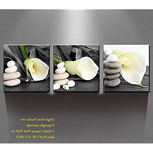 3D Wall Art Canvas For Recent 3D Canvas Wall Art: Amazon (View 3 of 15)