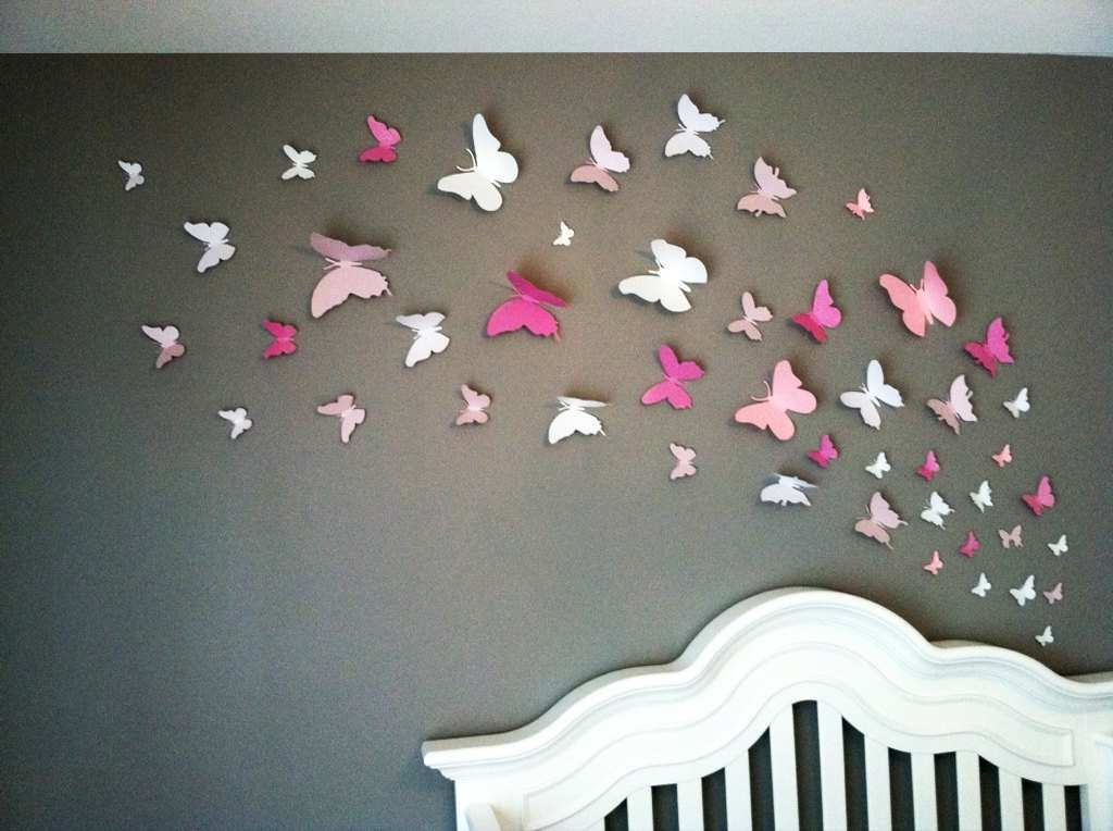 3D Wall Art Decor Fresh 3D Scanner Image 3D Butterfly Wall Art intended for Most Recently Released 3D Butterfly Wall Art