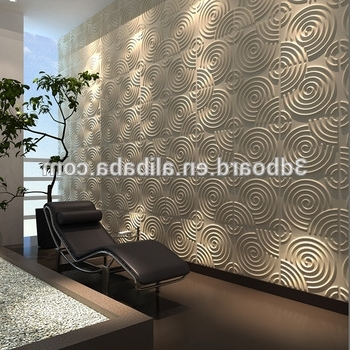 3D Wall Art For Living Room Pertaining To Favorite Waterproof Wall Art 3D Wall Panel For Japanese Restaurant Decoration (View 5 of 15)