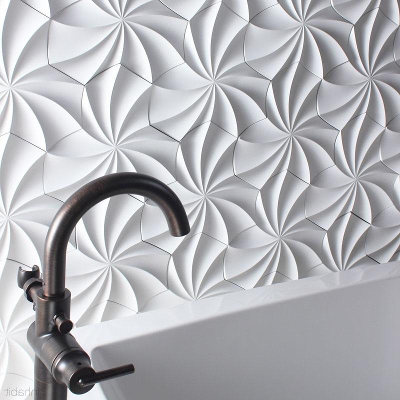 3D Wall Art With Lights Inside Recent 3D Wall Art Catalogue – Revodesign Studios (View 5 of 15)