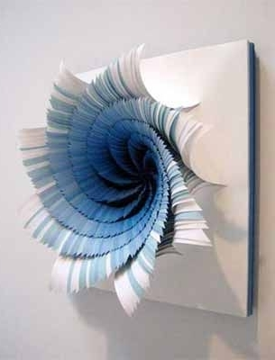 3D Wall Art With Paper intended for Most Popular Colorful Paper Craft Ideas, Contemporary Wall Art, Paper Flowers In