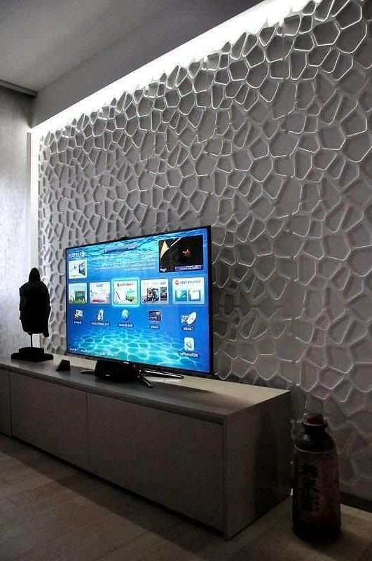 3D Wall Decor Best Of Decorative 3D Wall Panels Gallery (View 3 of 15)