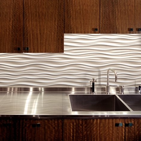 3D Wall Decor From Modulararts « Webstash intended for Best and Newest 3D Wall Art For Kitchen
