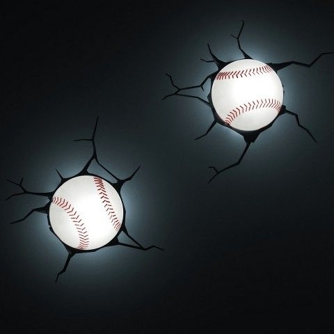 Featured Photo of Baseball 3D Wall Art