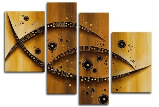 4 Piece Canvas Art Sets Regarding Well Liked 4 Piece Art, 4 Piece Canvas Art Sets (Gallery 12 of 15)