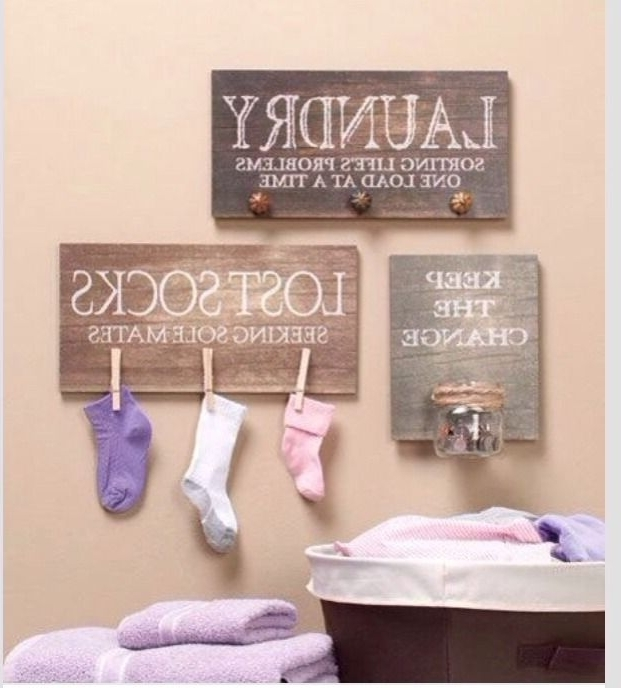 47 Laundry Room Wall Art, Laundry Room Wall Decor Roselawnlutheran Inside Most Popular Laundry Room Wall Art Decors (View 2 of 15)