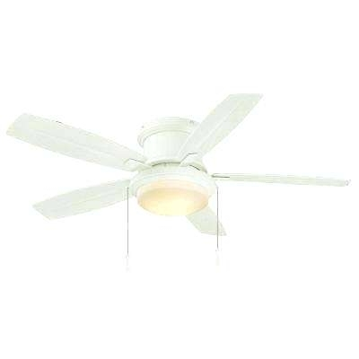 48 Outdoor Ceiling Fans With Light Kit Inside 2018 48 Inch Outdoor Ceiling Fan In Led Indoor Outdoor Matte White (View 2 of 15)