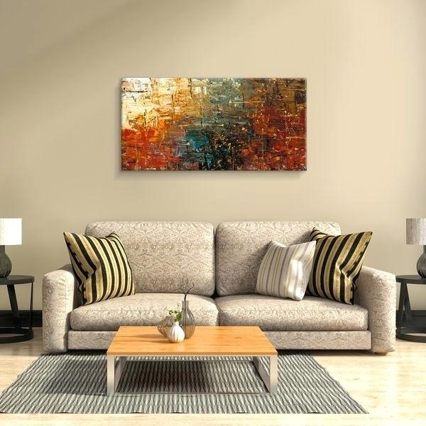 48X48 Canvas Wall Art For Favorite 48 X 48 Canvas Wall Art Carmen Guedez Gold Splash Canvas Wall Art (View 12 of 15)