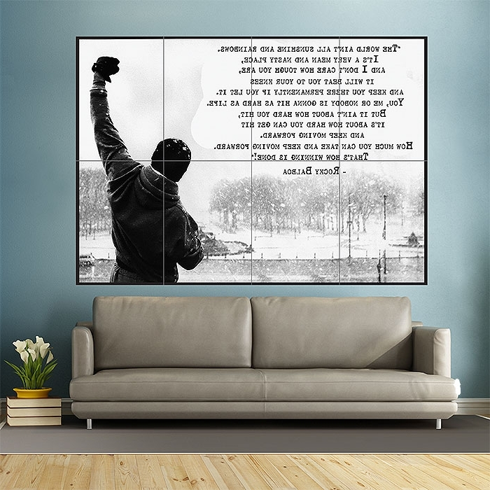 Featured Photo of Large Inspirational Wall Art