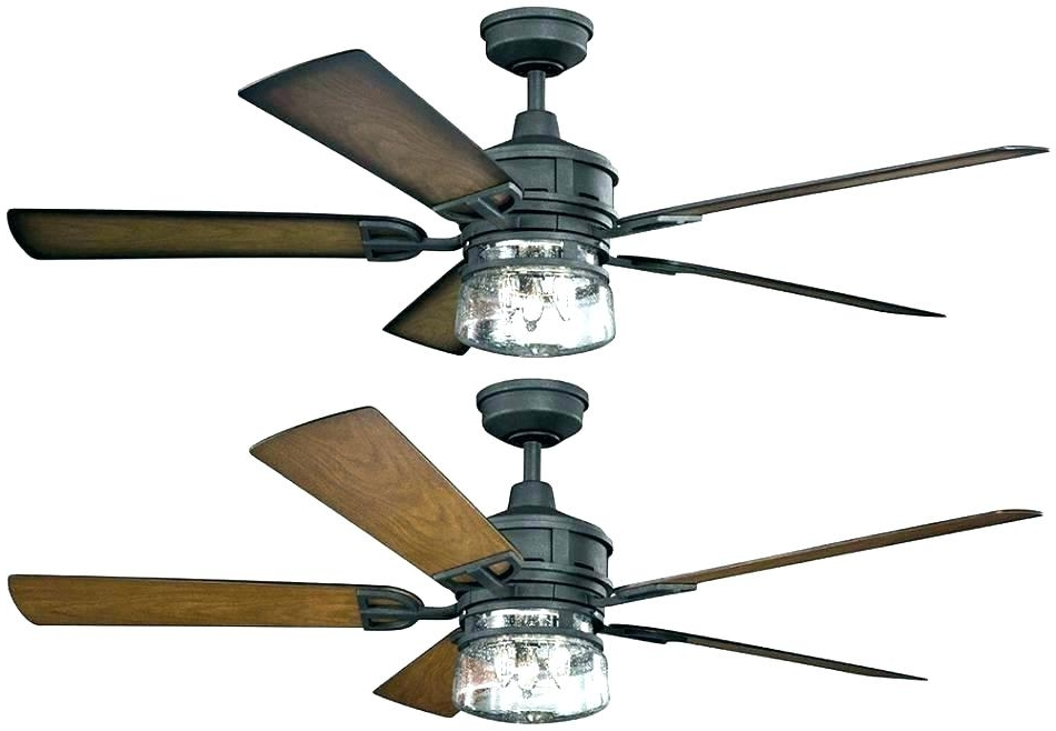 60 Inch Outdoor Ceiling Fans With Lights Within Current Hunter Outdoor Ceiling Fans 60 Inch – Pirh (View 10 of 15)
