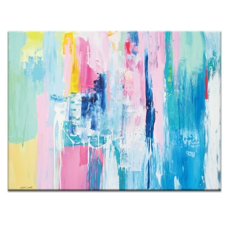 665 Best Colours I Like Images On Pinterest Abstract Art Abstract for Newest Melbourne Abstract Wall Art