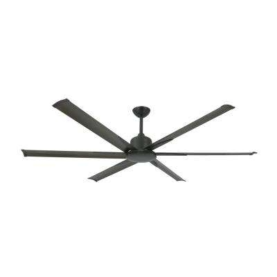 72 Inch Outdoor Ceiling Fans With Light In Well Known 72 In – Ceiling Fans – Lighting – The Home Depot (View 4 of 15)