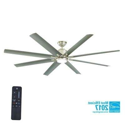8 Blades – Outdoor – Ceiling Fans With Lights – Ceiling Fans – The Inside Most Popular Efficient Outdoor Ceiling Fans (Gallery 12 of 15)