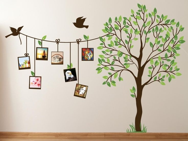 90 Best Family Tree Wall Mural Images On Pinterest (View 10 of 15)