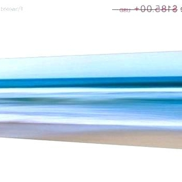 Abstract Beach Wall Art In Latest Large Ocean Wall Art Wall Arts Large Ocean Wall Art Best Collection (View 2 of 15)