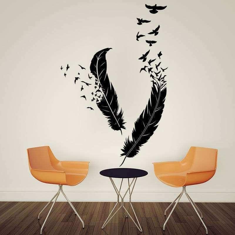 Abstract Bird Wall Art Intended For Well Known Bird Wall Decor Inspirational Wall Art Designs Bird Wall Art (View 6 of 15)